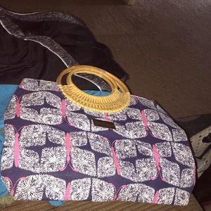 Lilly Pulitzer summer bag